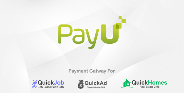 Payumoney Payment Plugin For QuickCMS