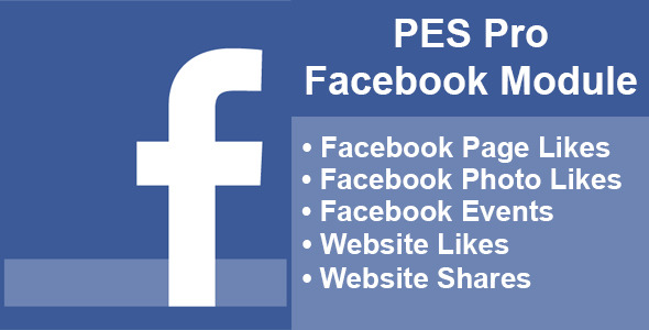Facebook Modules for PES Pro