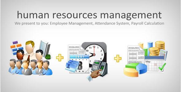 HRM (Human Resource Management) System