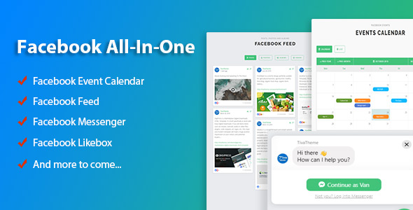 Advanced Facebook All-in-One Suites For PHP