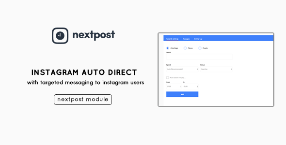 Nextpost Module: Auto Direct to Targeted Users