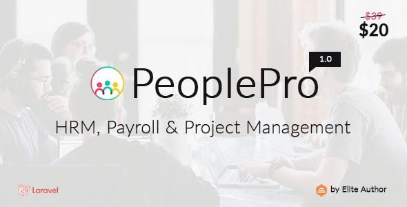 PeoplePro - HRM