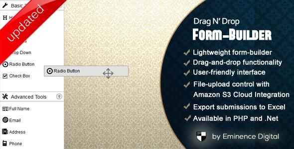Drag & Drop Custom Multistep Form Builder