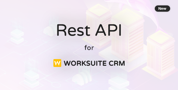 REST API Module for Worksuite CRM