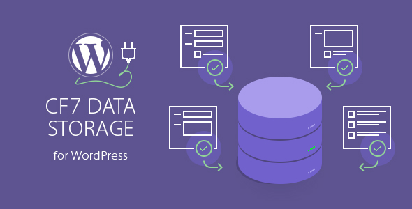 Contact Form CF7 Data Storage