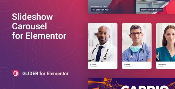 Glider – Slideshow & Slider for Elementor
