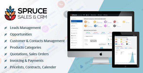Spruce Sales & CRM