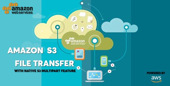 AWS Amazon S3 - File Transfer