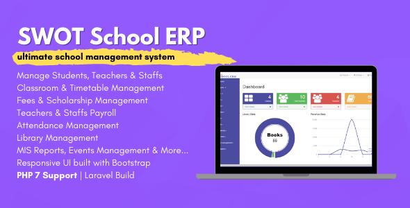 SWOT SCHOOL- School Management Software