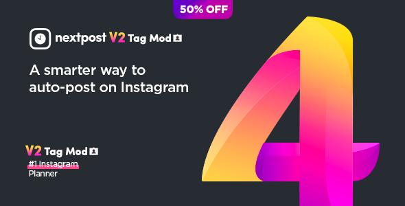 Posting TAG Mod for Nextpost Instagram