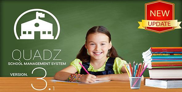 Quadz School Management System