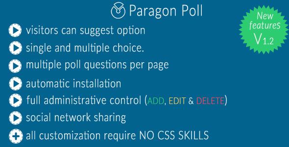 Paragon Poll