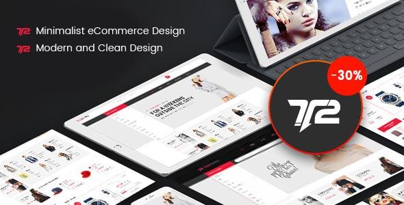 Teezippo - ECommerce HTML Template