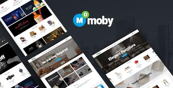 Moby - WordPress Multipurpose Theme