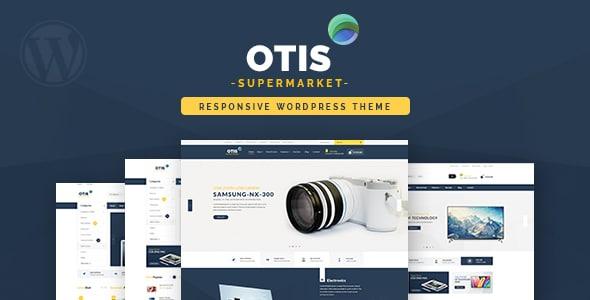 Otis - Multipurpose WooCommerce WordPress Theme