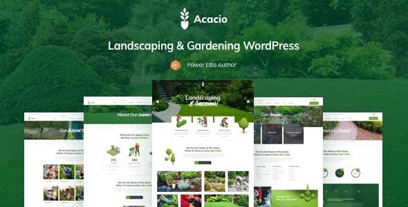 Acacio - Landscape & Gardening