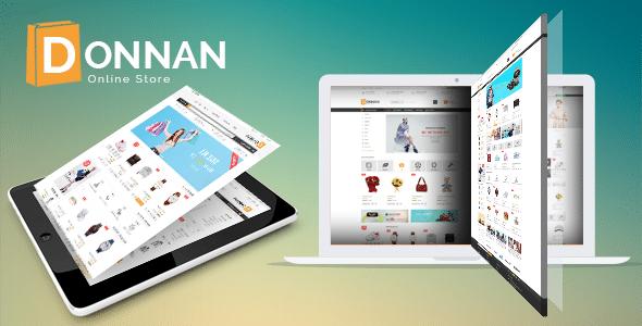 VG Donnan - Multipurpose Responsive WooCommerce Theme