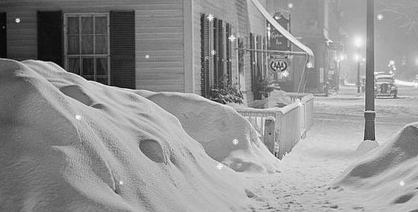 JSized Snow Effect