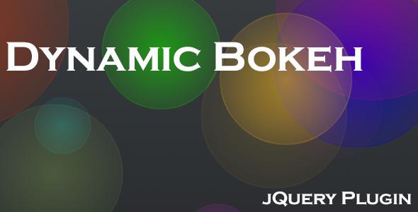 Dynamic Bokeh jQuery Plugin