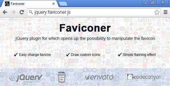 Faviconer - Dynamic Favicon