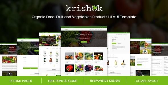 Krishok - Organic Food