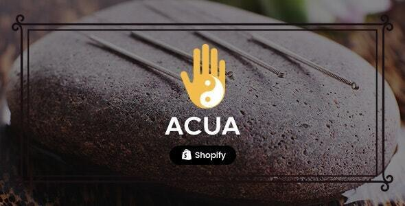 Acua - Shopify Medical Store