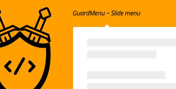 guardMenu ~ Slide menu