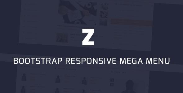 Z - Multi Purpose Clean Navigation for Website