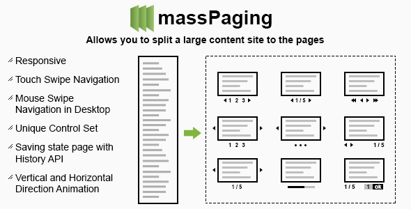 Text Pagination