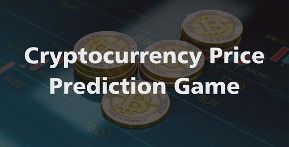 Crypto Price Prediction Game Widget   JavaScript Plugin