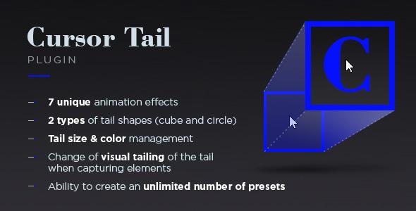 Cursor Tail