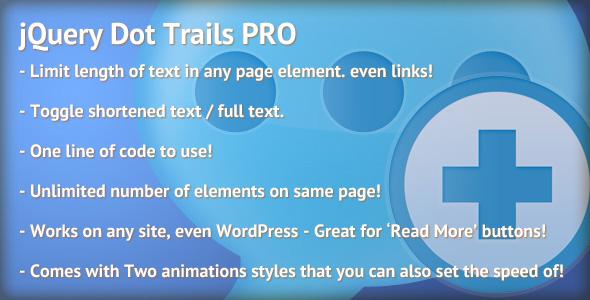 Dot Trails Pro