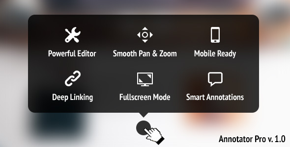 Annotator Pro - Image Tooltips & Zooming
