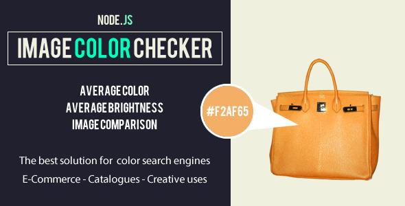 Image Color Checker