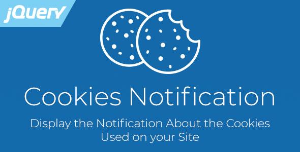 Cookies Notification - Responsive jQuery Plugin