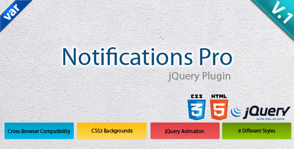 Notifications Pro