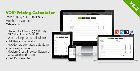 VOIP Pricing Calculator | VOIP Calling Rates