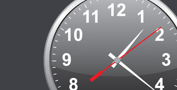 Customizable Analog Clock - jQuery