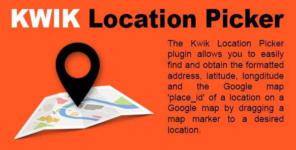 KWIK Location Picker