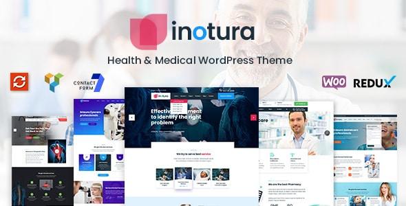 Inotura - Health & Medical WordPress Theme
