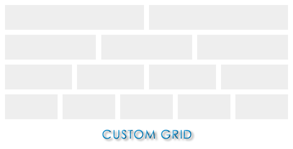 Customize Bootstrap Grid