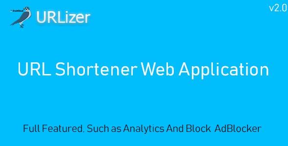 URLizer - URL Shortener