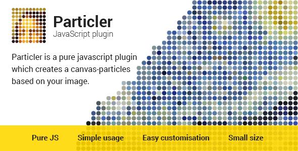 Particler JavaScript Plugin v2.0