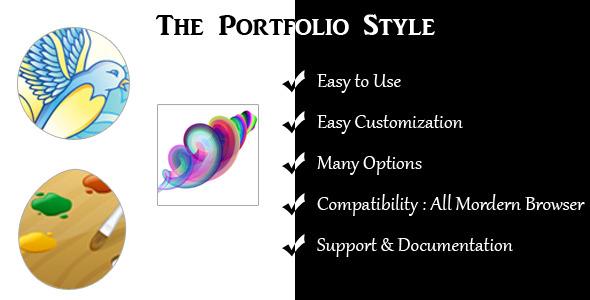 The Portfolio Style