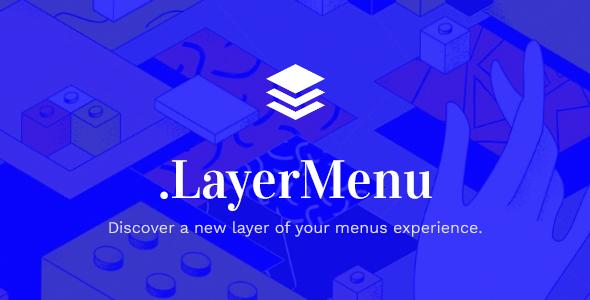 LayerMenu - jQuery Menu Plugin