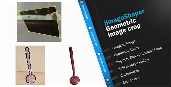 jImageShaper - HTML5 Geometric Image Shaper and Cropper