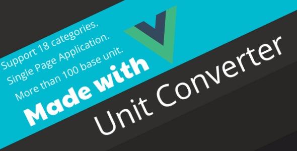 Unit Converter -  The Most Comprehensive Unit Conversion Application