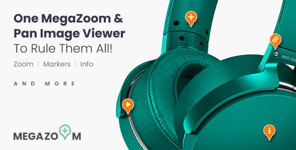 Mega Zoom & Pan Image Viewer