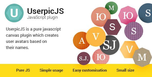 UserpicJS Plugin