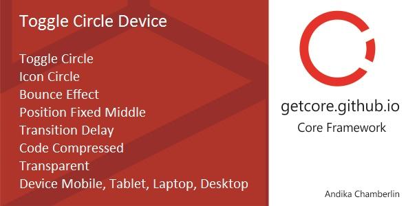 Toggle Circle Device
